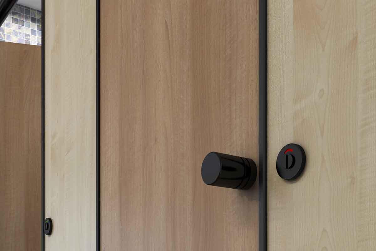 ZMS series restroom partition design